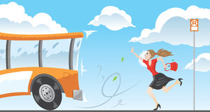 http://www.dreamstime.com/royalty-free-stock-images-late-bus-image25031919